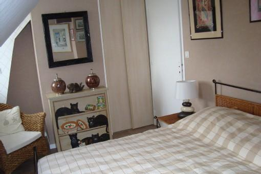 appartement de prestige en location sur dinard vue mer. Black Bedroom Furniture Sets. Home Design Ideas